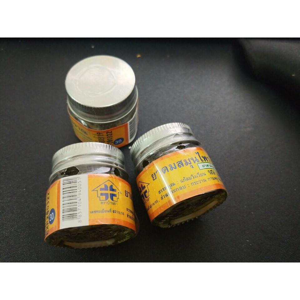 4 ống hít xoang trị viêm xoang phithak thái lan