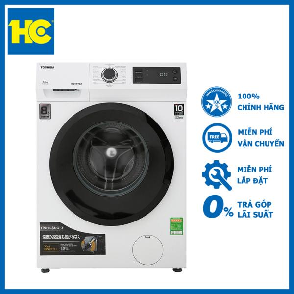 Bảng giá Máy giặt lồng ngang Toshiba TW-BH95S2V(WK) 8.5 Kg - Miễn phí vận chuyển & lắp đặt - Bảo hành chính hãng Điện máy Pico