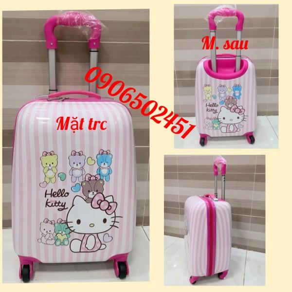 Giá bán ( ẢNH THẬT) Balo, vali kéo dành cho bé gái siêu đẹp nhiều mẫu chọn lựa