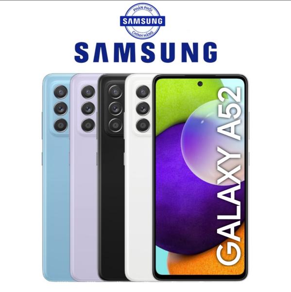 [Trả góp 0%]Điện thoại Samsung Galaxy A52 ( 8GB/128GB ) - Hàng chính hãng