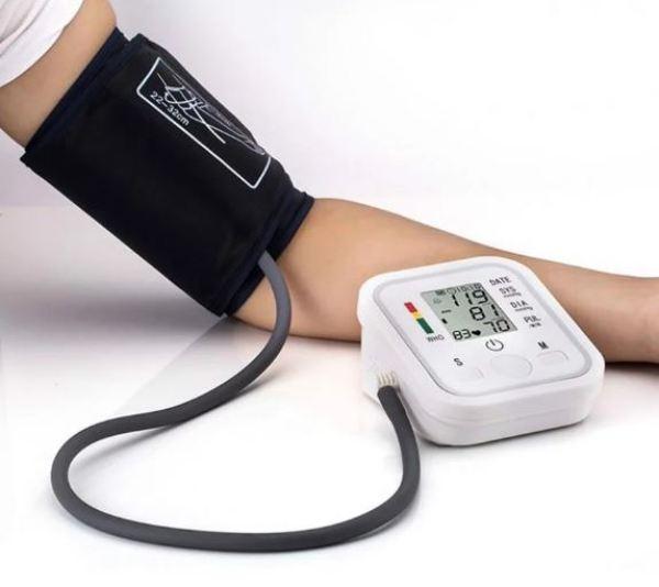 máy đo huyết áp điện tử Style thông minh, máy đo huyết áp cổ tay, bắp tay tự động, đo chính xác, dùng cho gia đình và cơ sơ y tế, 2 chế độ, có thể ghi nhớ 99 bộ dữ liệu bán chạy