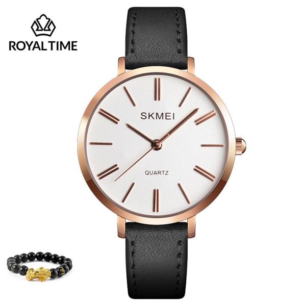 Nơi bán Đồng hồ nữ SKMEI 1397 chính hãng dây da cao cấp SK1397 - Fullbox - Tặng gói bảo hành 12 tháng - tặng vòng tay cao cấp - gói hàng cẩn thận đúng mẫu