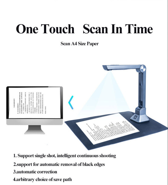 Bảng giá Máy Scan Màu Di Động Thông Minh Scan Tài Liệu A4/A5/A6/A7 K1000D 10 Mega Pixel - Máy Scan Màu Di Động Quét Tài Liệu Tốc Độ Cao Cảm Biến 10Mpx Cực Nét Phong Vũ