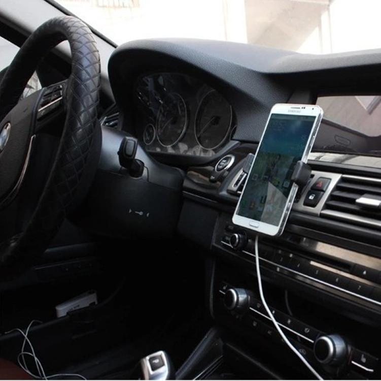Giá đỡ điện thoại gắn khe điều hòa ô tô, xe hơi