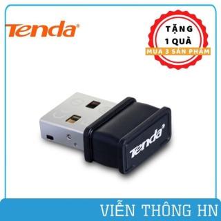 USB thu sóng wifi 150Mbps tenda w311 mi nano - vienthonghn thumbnail