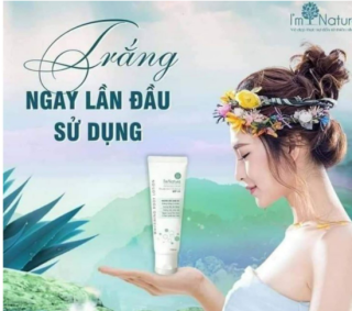 Kem Dưỡng Trắng Da Toàn Thân I m Nature Whitening Body Lotion I M NATURE 150ml SPF15+ thumbnail