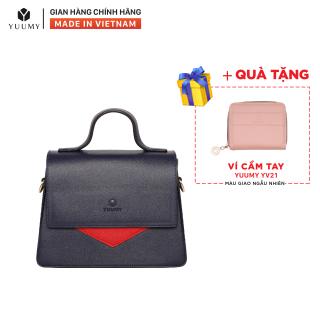 Túi đeo chéo nữ thời trang YUUMY YN72 (Tặng ví cầm tay YV21) thumbnail