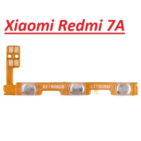 Chính Hãng Dây Nút Nguồn Âm Lượng Xiaomi Redmi 7A Chính Hãng Giá Rẻ