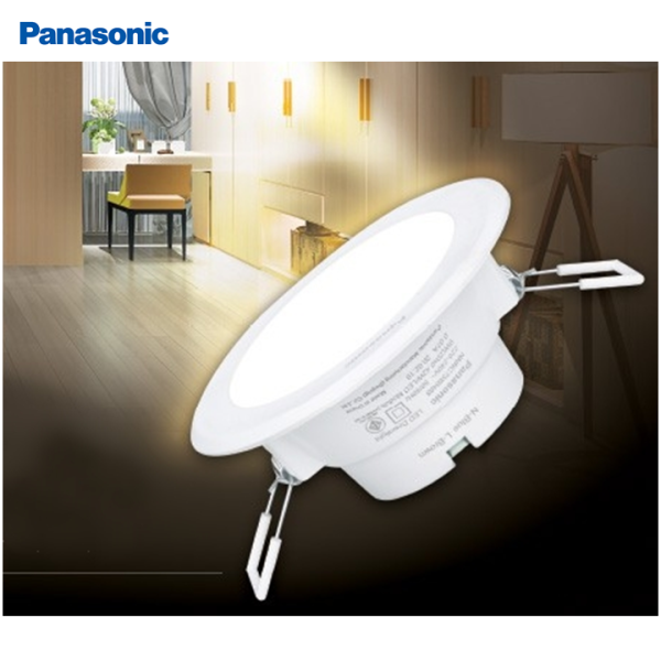 Đèn LED Downlight DN Series Ø109/ 90/ 6W - Panasonic