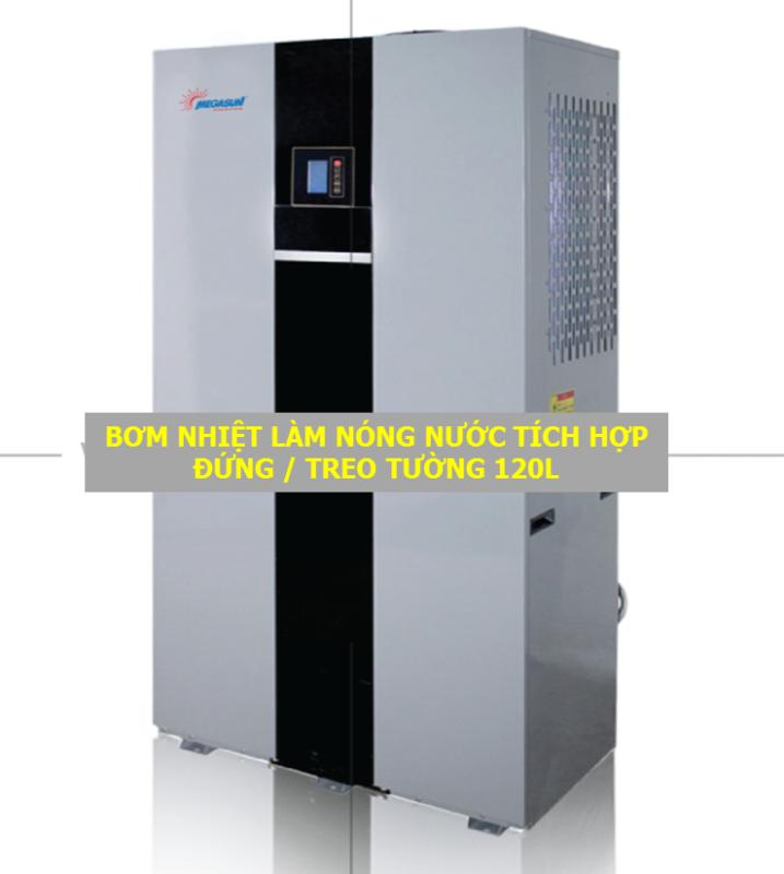 Bảng giá Megasun - Máy nước nóng bơm nhiệt tích hợp treo tường 120L