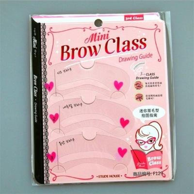 Bộ 3 khung kẻ chân mày Brow Class nhập khẩu