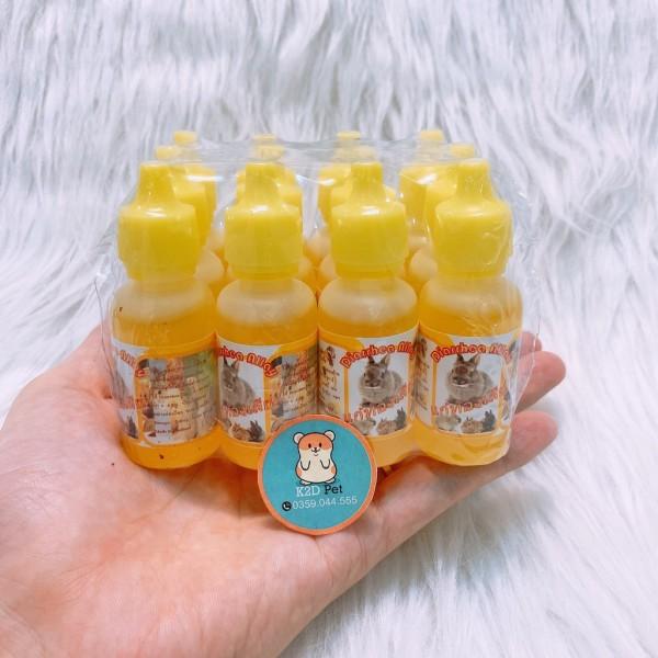 Vitamin - Tiêu Chảy Cho Hamster - Guinea Pig - Thỏ - Tiêu chảy