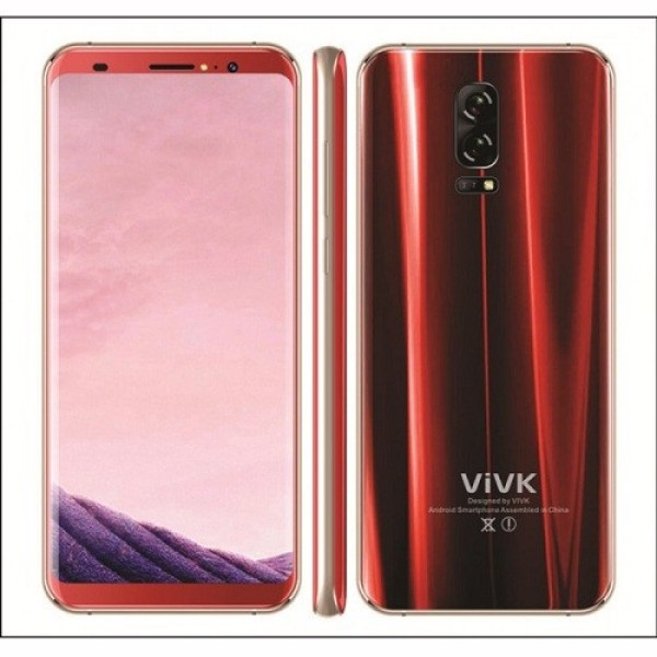 Điện Thoại VIVK R5 Màn hình tràn viền - RAM 1GB ROM 8GB - Bảo Hành 3 Tháng