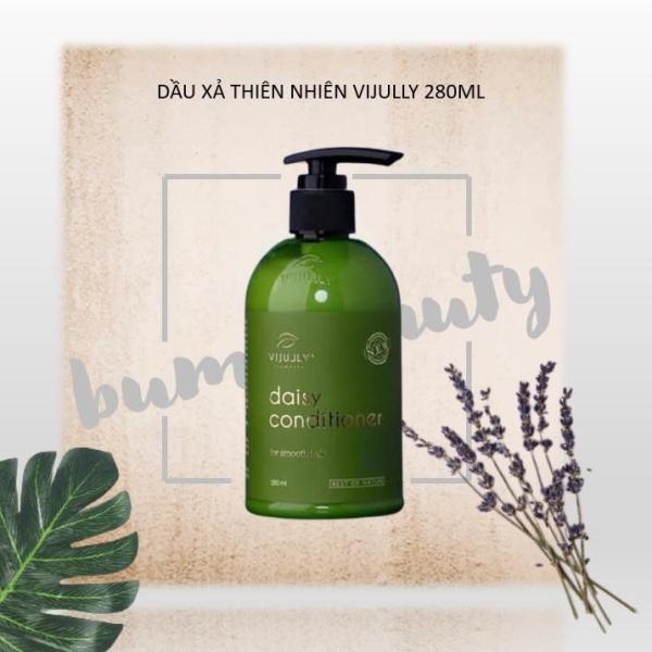 [ Tổng Đại Lý Chính Hãng] Dầu xả Hoa Cúc VIJULLY - Ngừa gãy rụng- Phục hồi tóc hư tổn