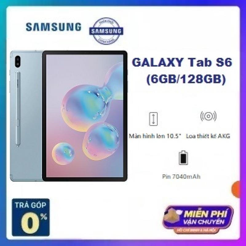 Máy tính bảng Galaxy Tab S6 SM-T865 - Hàng Chính Hãng (Tặng bao da bàn phím) chính hãng