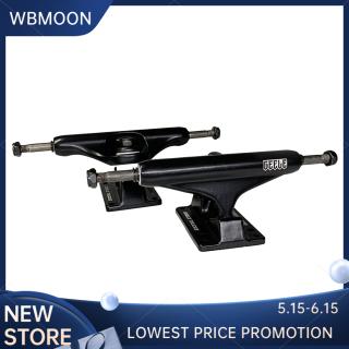 WBMOON 2 Chiếc Thay Thế Xe Tải Ván Trượt Nhẹ, Hợp Kim Nhôm 2.75Inch thumbnail