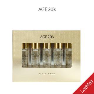 Set Tinh Chất Dưỡng Da Age20 s Gold Cica Ampoule (Set 5ea) 10ml x 5c thumbnail