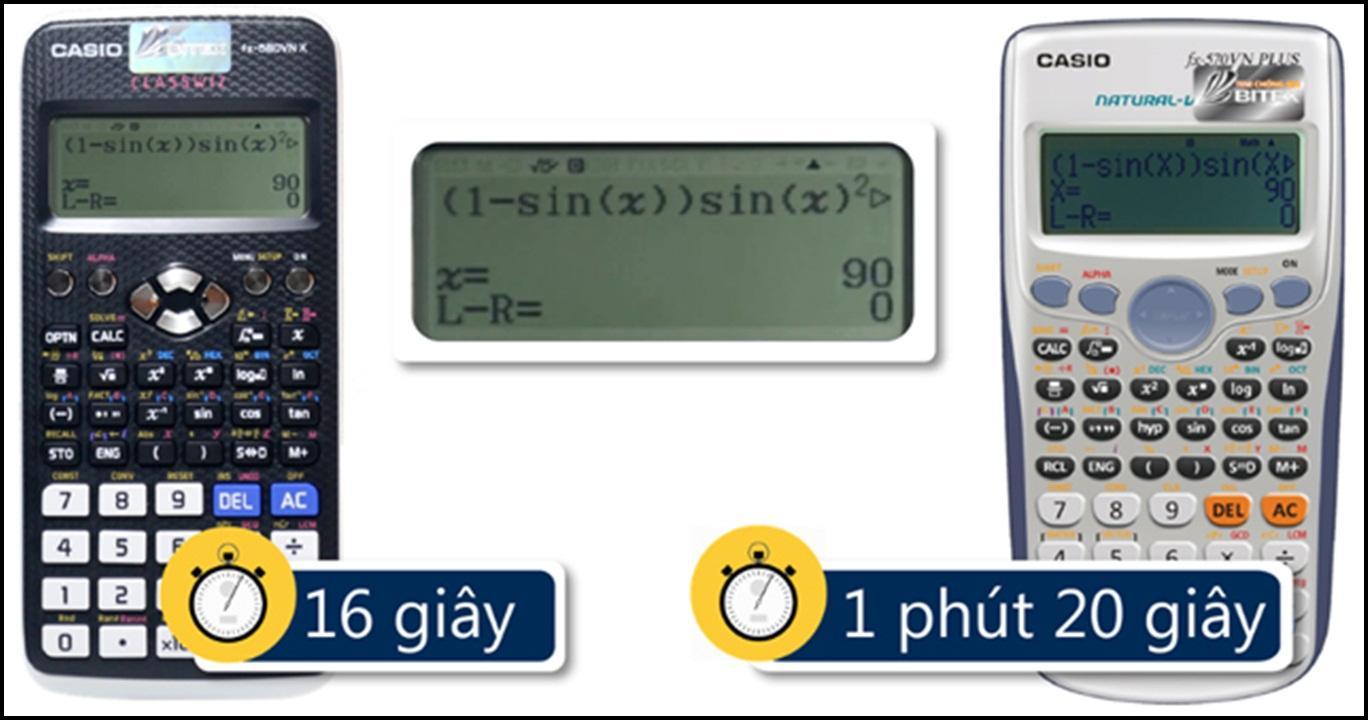 Mua Máy tính học sinh Thái Lan Fx580VN-X