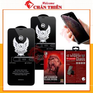 Kính Cường Lực Chống Nhìn Trộm Iphone Xsmax 11 Promax 12 Promax 7 8Plus 6Plus KINGKONG WK 4D FULL BOX thumbnail