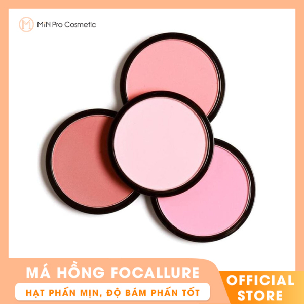 Má hồng Focallure Color Mix Multi Use Refill Pan giá rẻ