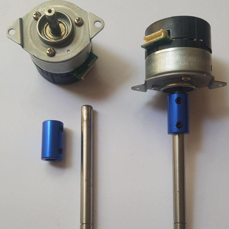 Combo chế quạt không chổi than 12-24V