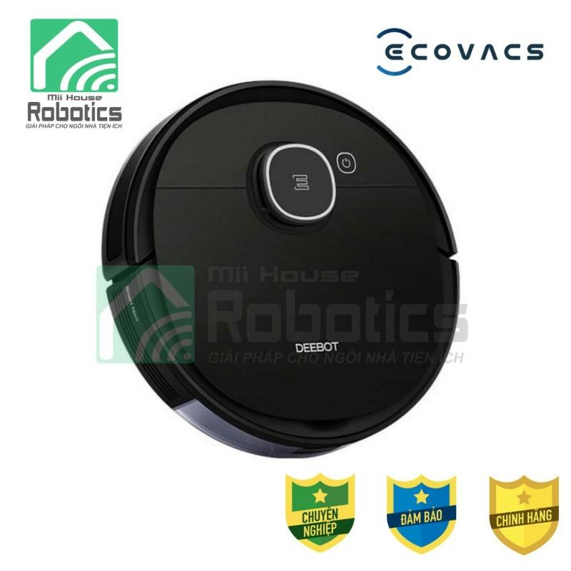 Robot hút bụi lau nhà Ecovacs DEEBOT T5 HERO DX96 (OZMO 950) - Hàng mới 100% Chính hãng - Giá tốt