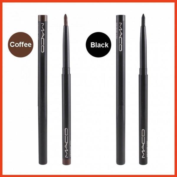 Bút chì kẻ lông mày không thấm nước rất bền và dễ kéo, tự động xoay không nở giá rẻ