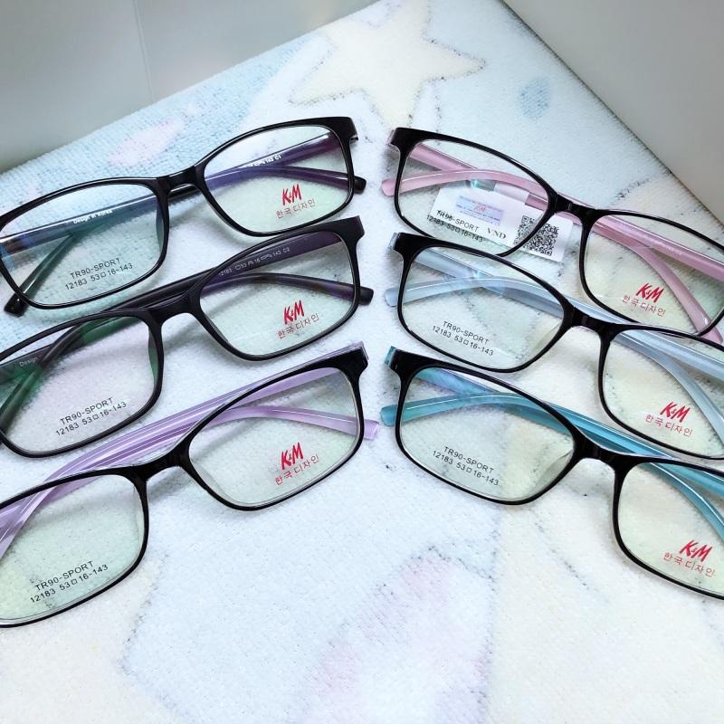 Giá bán Gọng kính cận Tr90 loại dẻo (mã 12183)