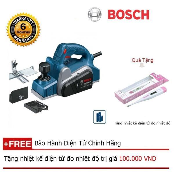 Máy bào gỗ Bosch GHO 6500 + Quà tặng nhiệt kế điện tử
