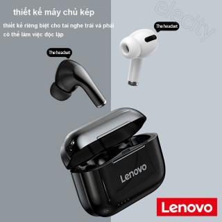 Không Thấm Nước Làm Việc 12 Giờ Bluetooth 5.0 Tai Nghe LENOVO LP1S TWS Bluetooth 5. 0 Tai Nghe Không Dây Âm Thanh Nổi Cảm Ứng Thấp Âm Thanh HIFI Giảm Tiếng Ồn thumbnail