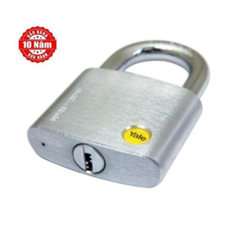 Khóa bấm Yale Y120D/50- chìa vi tính- khóa treo, khóa móc cao cấp- NPP AALock