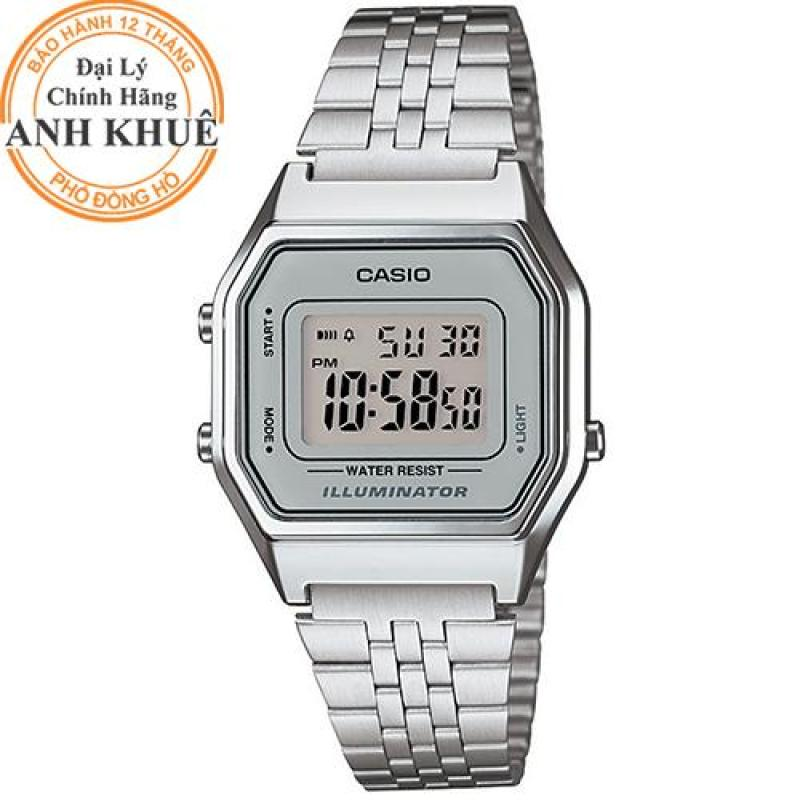 Đồng hồ nữ Casio Anh Khuê LA680WA-7DF