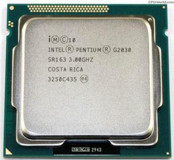 Bảng giá CPU G2030 socket 1155 sử dụng cho các main H61 hoặc B75 bảo hành 3 tháng lỗi 1 đổi 1 Kèm Fan Phong Vũ