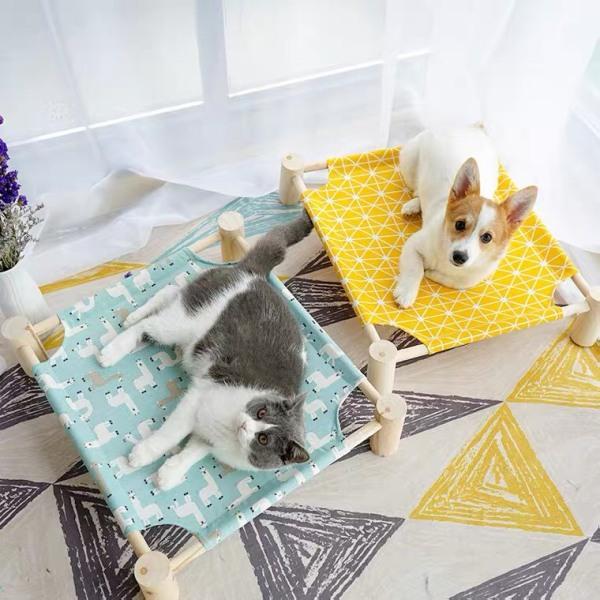 Giường ngủ cao cấp dành cho chó mèo