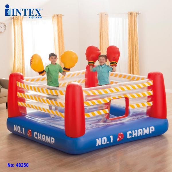 Tiết Kiệm Cực Đã Khi Mua Nhà Hơi, Nhà Banh Nhún INTEX Jump O Lene 48250