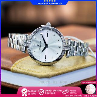 Đồng hồ nữ dây thép Daniel Klein DK.1.12320 chính hãng full box, chống nước thumbnail