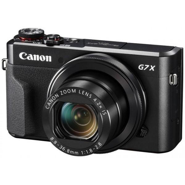 Máy ảnh Canon PowerShot G7X Mark II Mới 100% (Hàng Canon Lê Bảo Minh) - Tặng Túi, Thẻ 16G Có Giá Cực Tốt