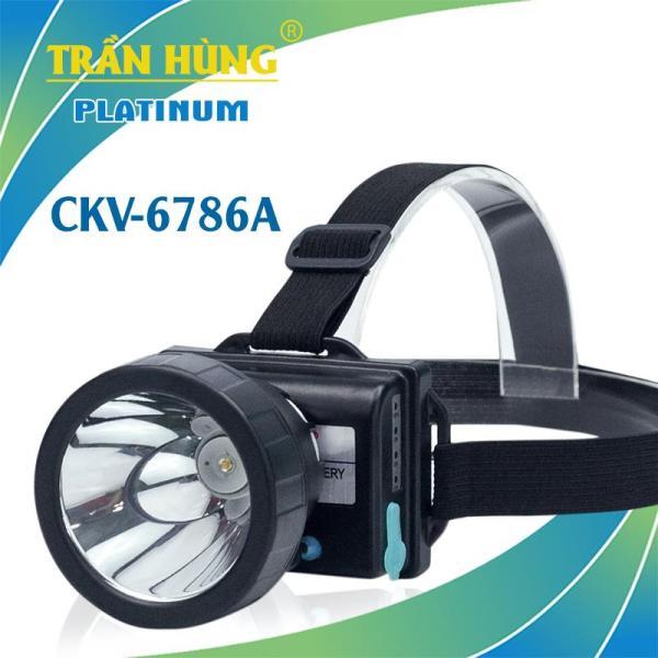 Đèn Pin Đội Đầu CAO CẤP CKV-6786A