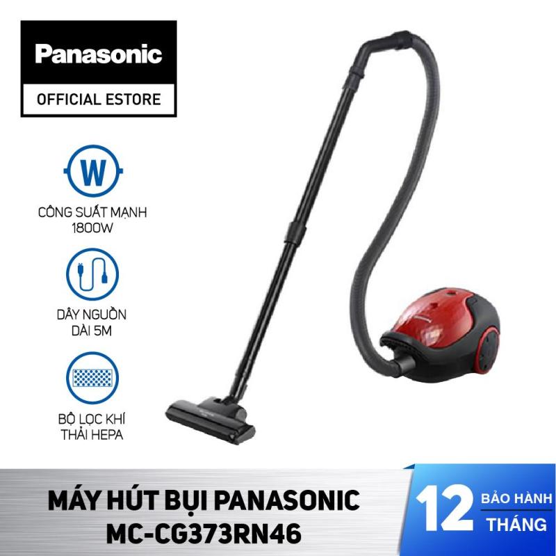 Máy Hút Bụi Panasonic MC-CG373RN46 - Bảo Hành 12 Tháng - Hàng Chính Hãng