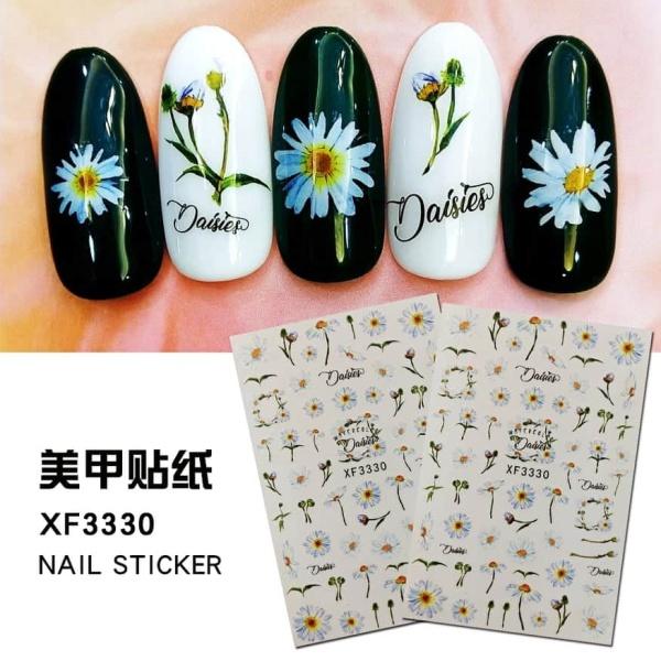 Hình dán Sticker dán móng tay Nail mẫu mới 2020 giá rẻ