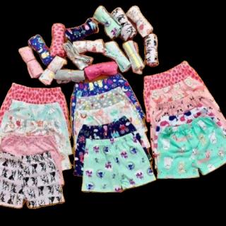 (LOẠI 1) Quần chục cho bé vải borip xuất dư mềm mịn 05-18kg - quần đùi chục - quần borip - Giá tận xưởng [MD102] thumbnail