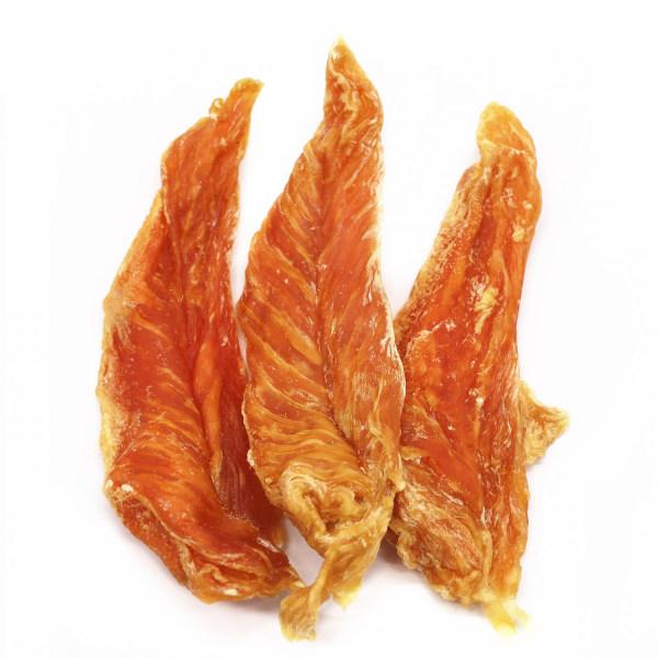 Thức ăn vặt ức gà sấy khô cho thú cưng - kgd529