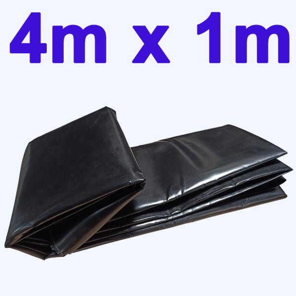 [HCM]Bạt lót ao hồ 4m x 1m dày 0.3mm bảo hành 5 năm