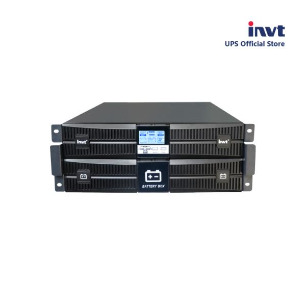 Bảng giá Bộ lưu điện UPS HR1106XS 6kVA 220V/230V/240V (đã tích hợp ắc quy) của thương hiệu INVT Phong Vũ