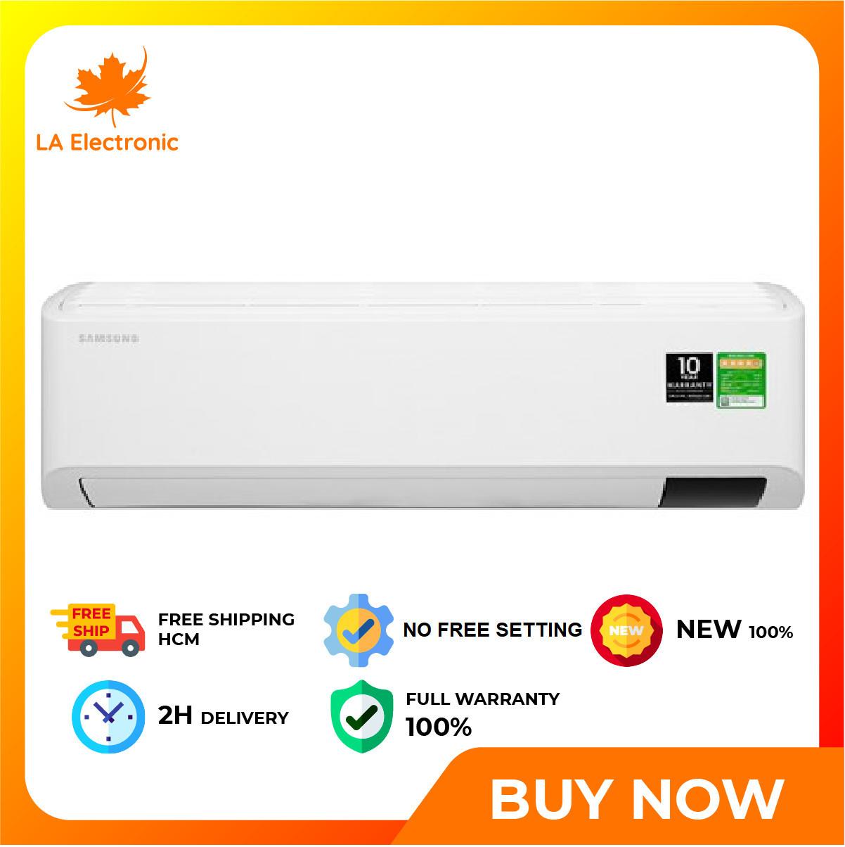 [GIAO HÀNG 2 - 15 NGÀY, TRỄ NHẤT 15.08] Trả Góp 0% - Máy lạnh Samsung Inverter 1.5 HP AR13TYHYCWKNSV - Miễn phí vận chuyển HCM