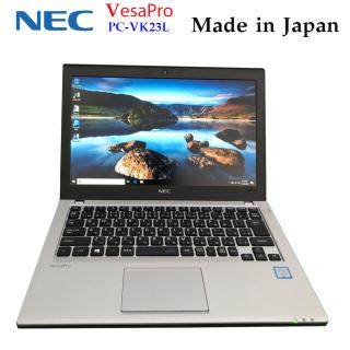 Laptop Nhật Bản NEC Versapro VK23L G Core i3-6100U, 4gb Ram, 128gb SSD,12.5inch HD vỏ nhôm siêu cứng thumbnail
