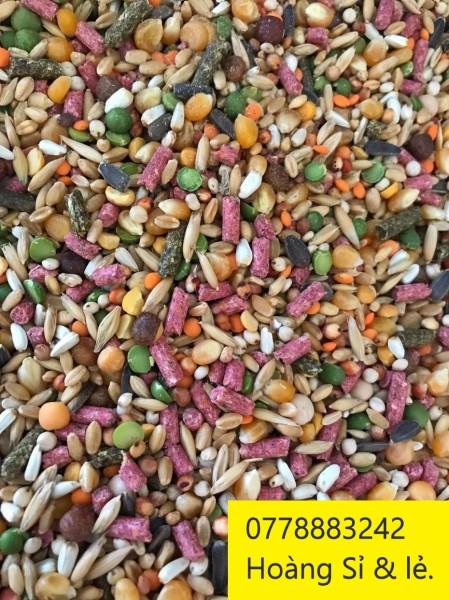 Ngũ Cốc Việt dành cho gà đá (1kg) - Pet Food Store.