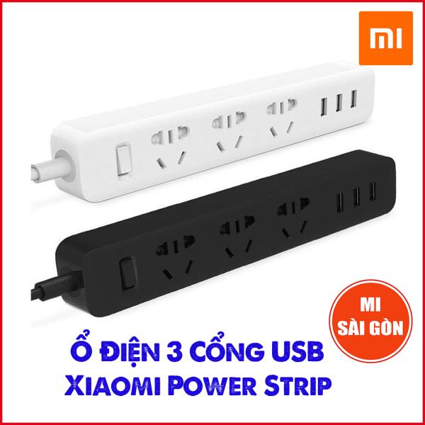 Ổ cắm điện thông minh Xiaomi Power Strip 3 cổng USB