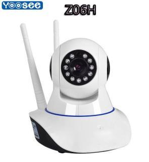 [HCM]CAMERA IP WIFI YOOSEE 720P Z06H thumbnail