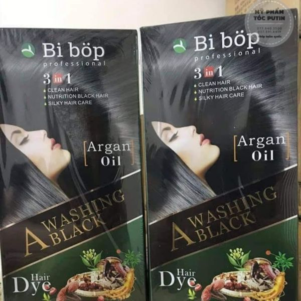 Dầu Gội Nhuộm BIBOP nhập khẩu